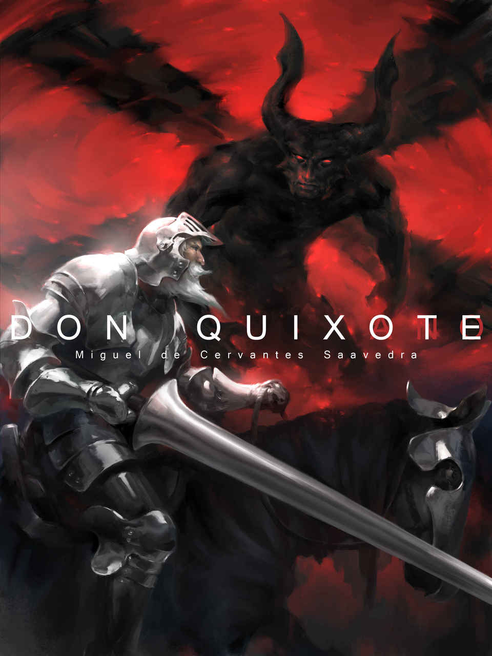 Don Quixote Illust of ijur