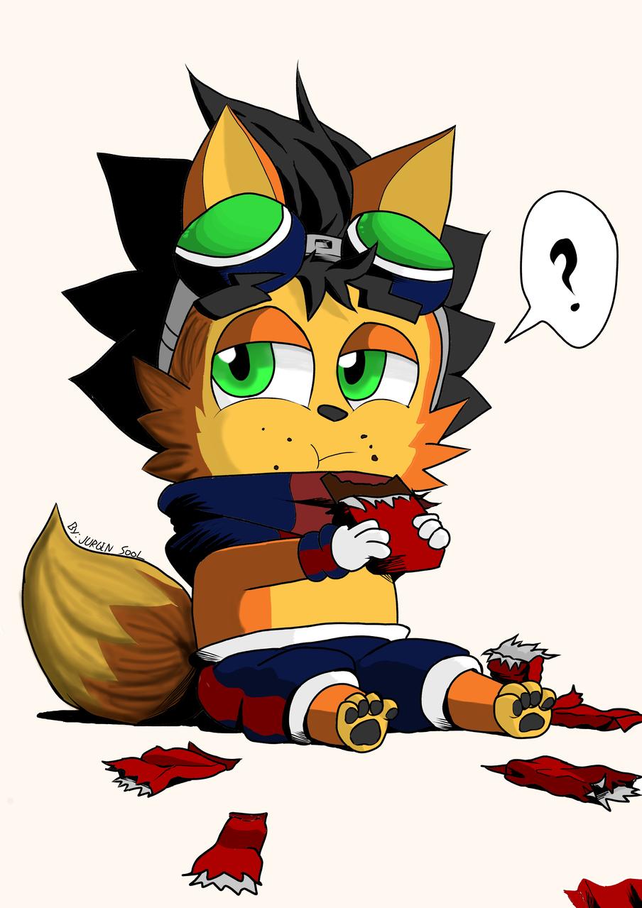 Trash Illust of JDL September2020_Contest:Furry medibangpaint