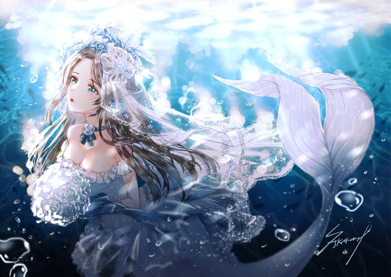 深海の花嫁