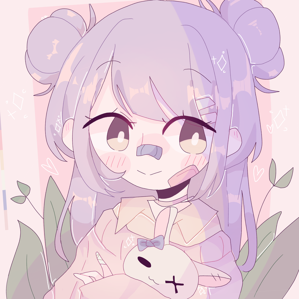 another semi old drawing ✨ Illust of pErSon medibangpaint I Suck pastel >:0