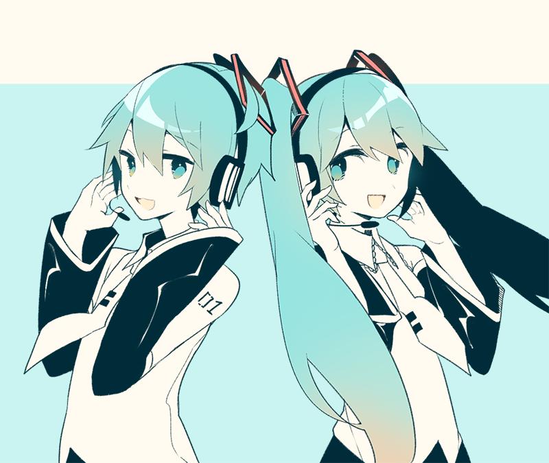 Miku&Mikuo