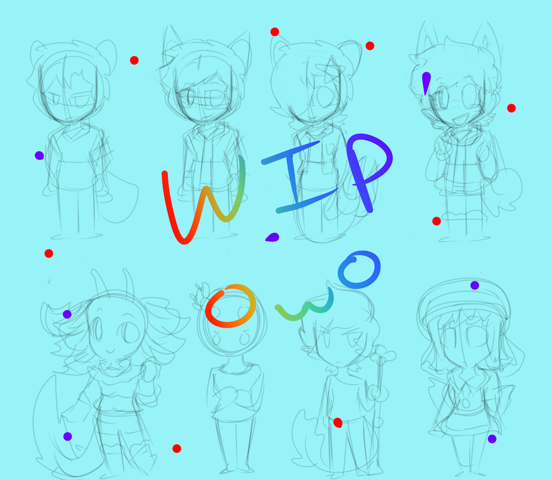 WIP? More like Wanna Rp? hahahaha (ack)
