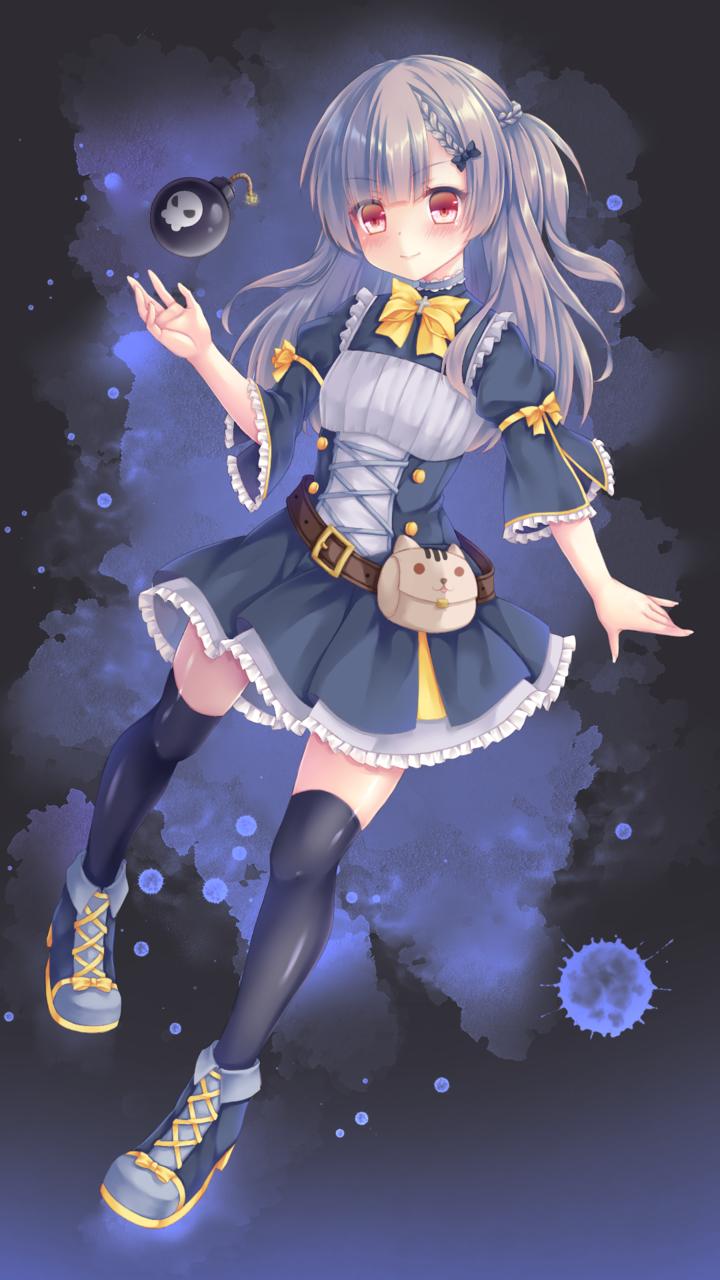 炸彈少女 Illust of AriSu