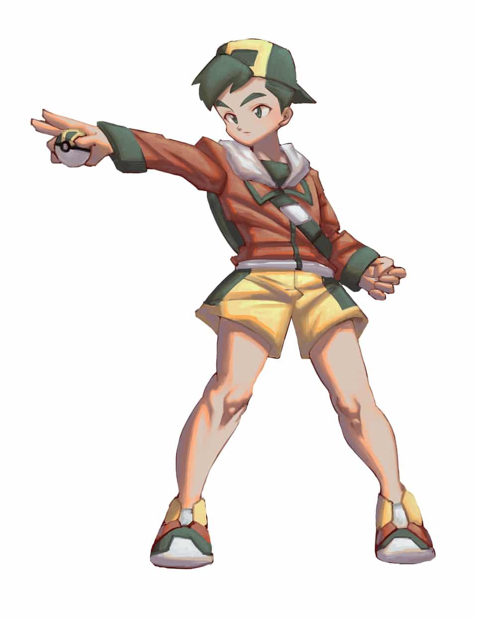 ··· Illust of Just PokémonSwordandShield 宝可梦 マリィ(ポケモン)