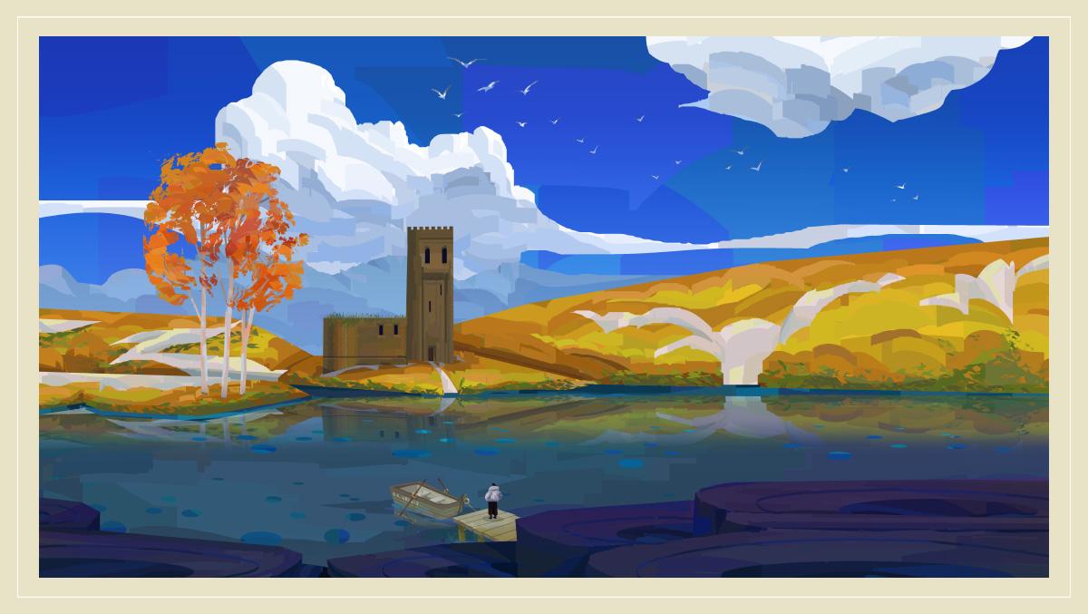 Autumn Shores