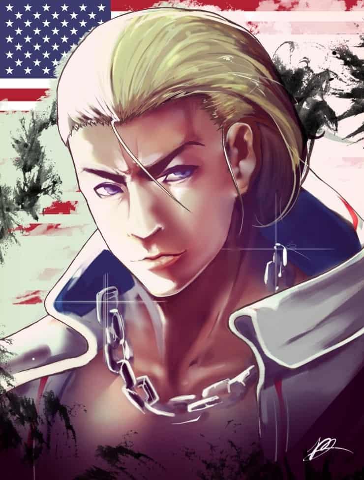 Steve fox Illust of HorseMan stevefox Tekken