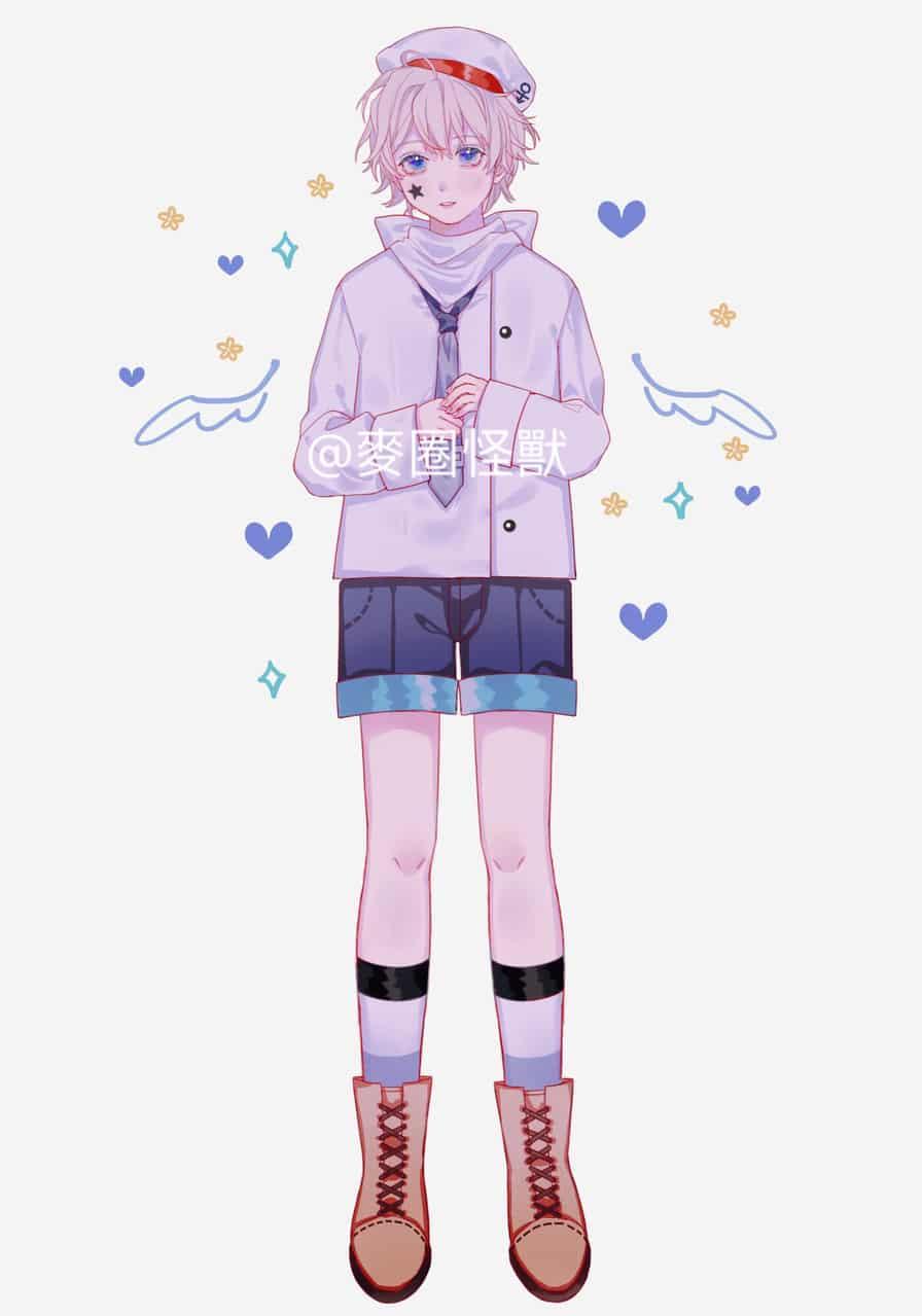 自家男孩子 Illust of 咕咕咕 oc