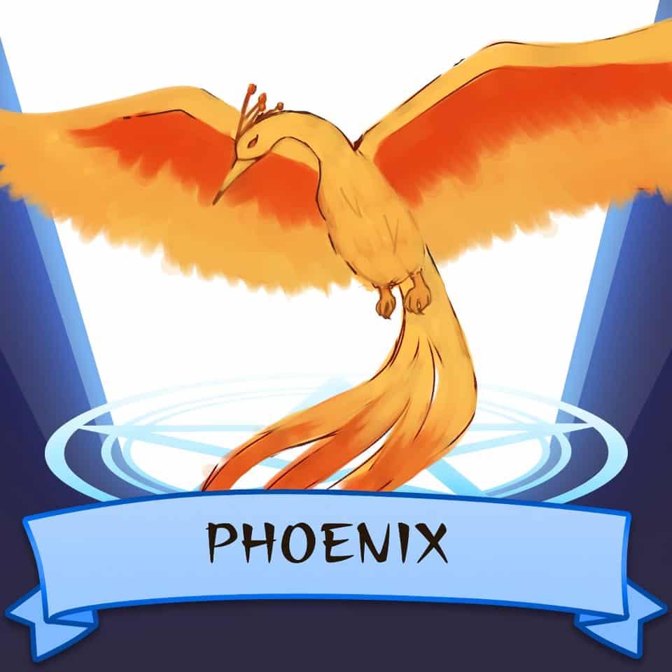 Phoenix Illust of Hanifah Amani ARTstreet_Ranking SoBadItsGood