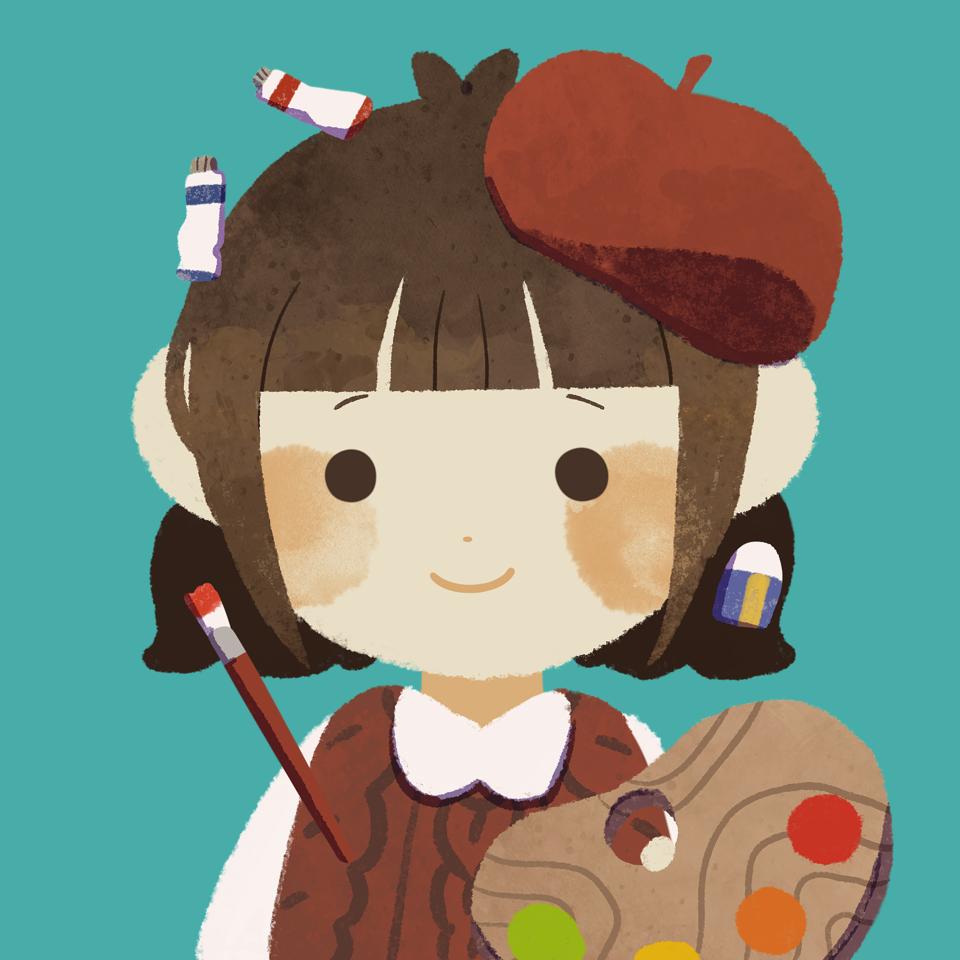 お絵描き女の子 Illust of シエリル freeprofilepic girl お絵かき