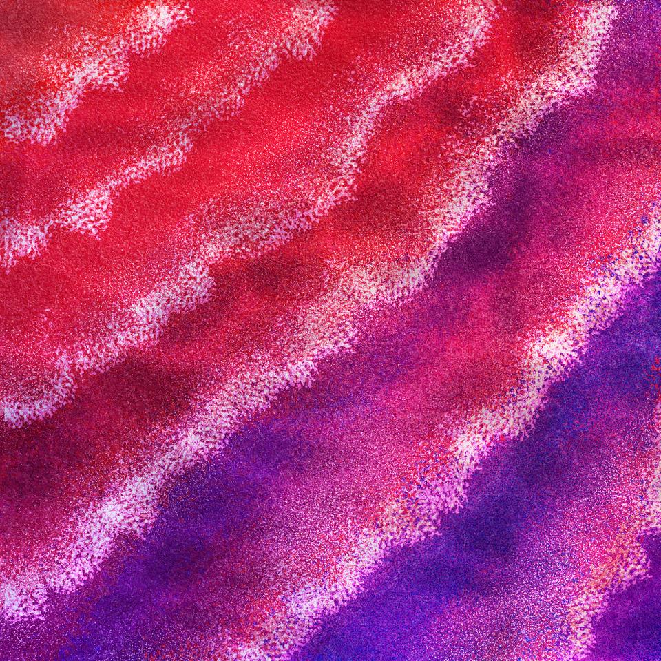 바다 보고싶다....못 나간 지 엄청 오래된 것 같네요ㅠ Illust of 하나두울 red blue ocean medibangpaint