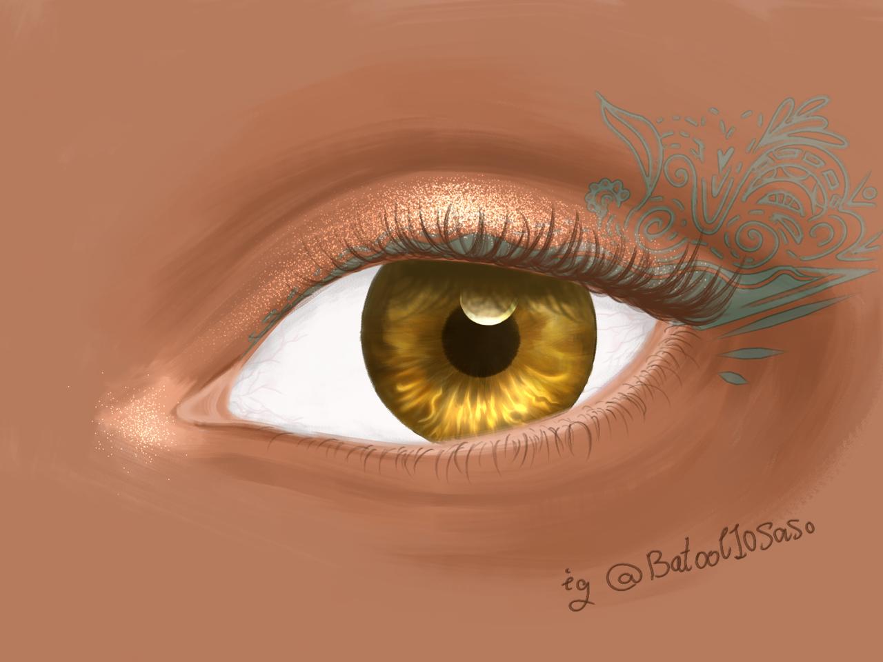 eye ❤️