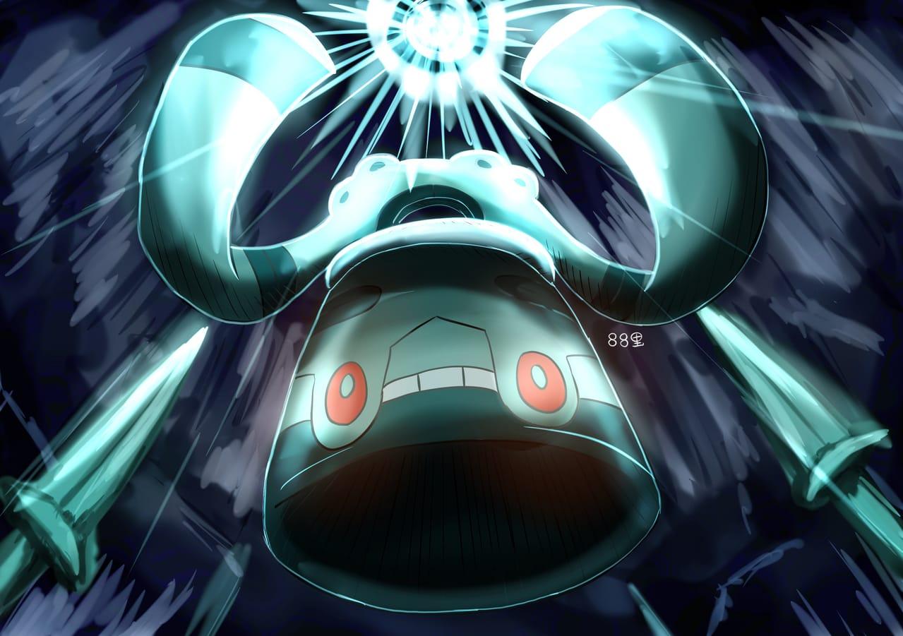 ドータクン Illust of 88里 ポケモンDPt ワンドロ ドータクン pokemon