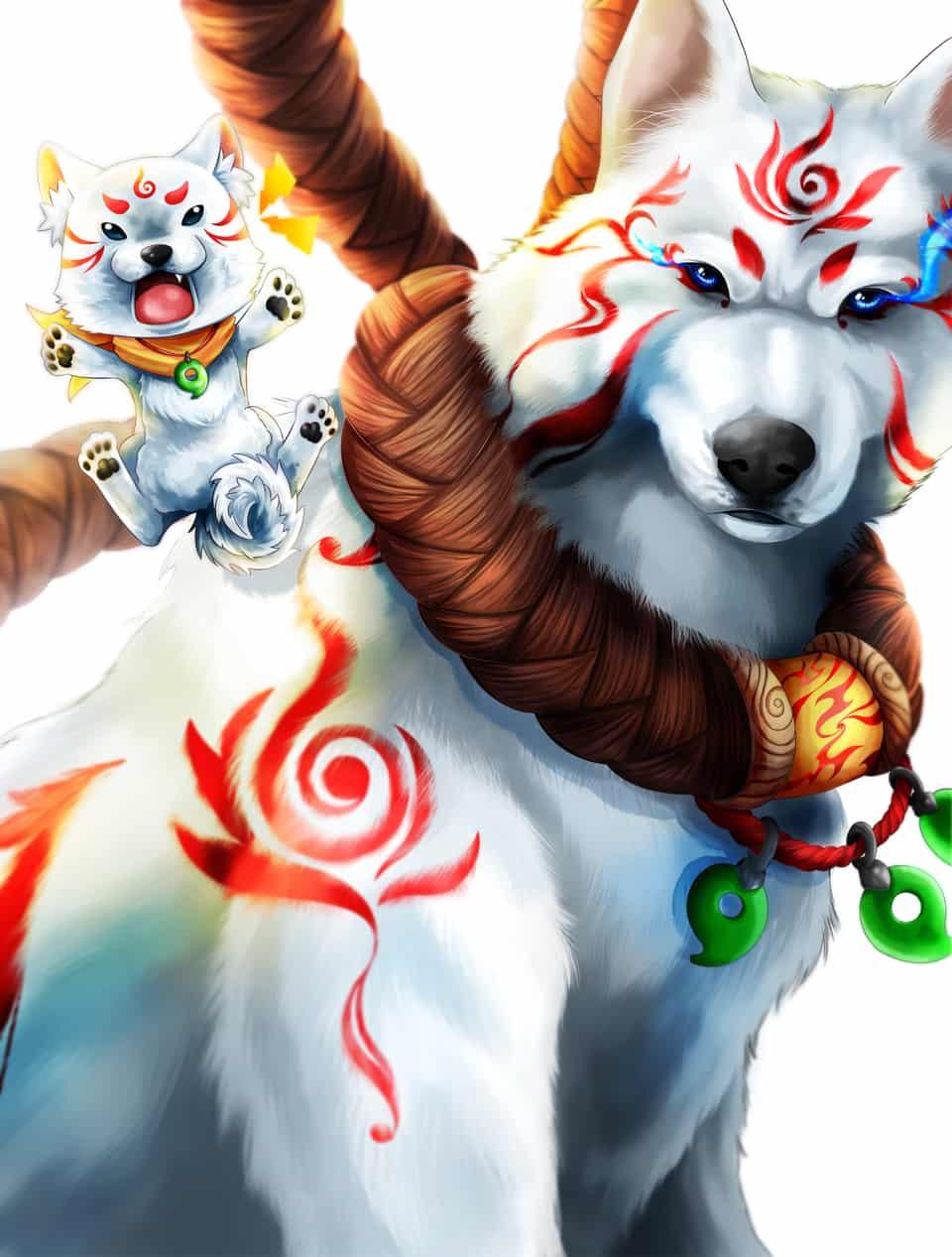 犬神 Illust of 一撇 dog