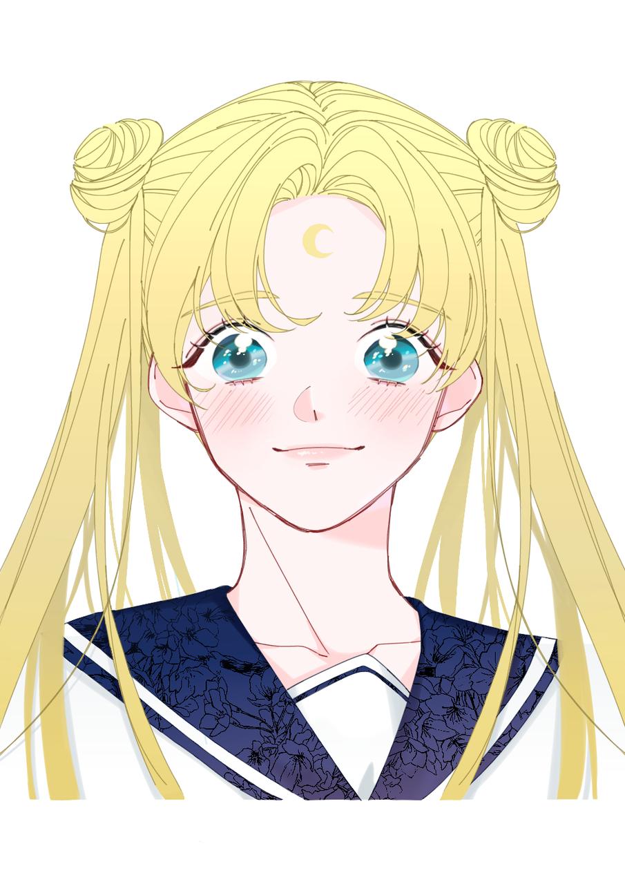 세일러문(Sailor moon) Illust of nameless medibangpaint PrettyGuardianSailorMoon