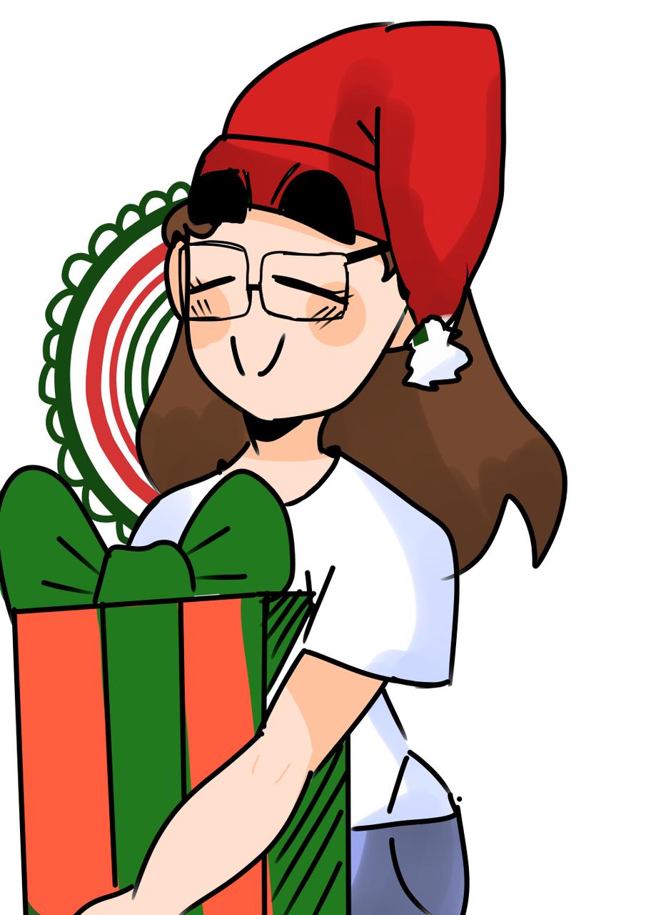 feliz navidad 🎄🎄🎄 Illust of Lumi 2 medibangpaint Christmas