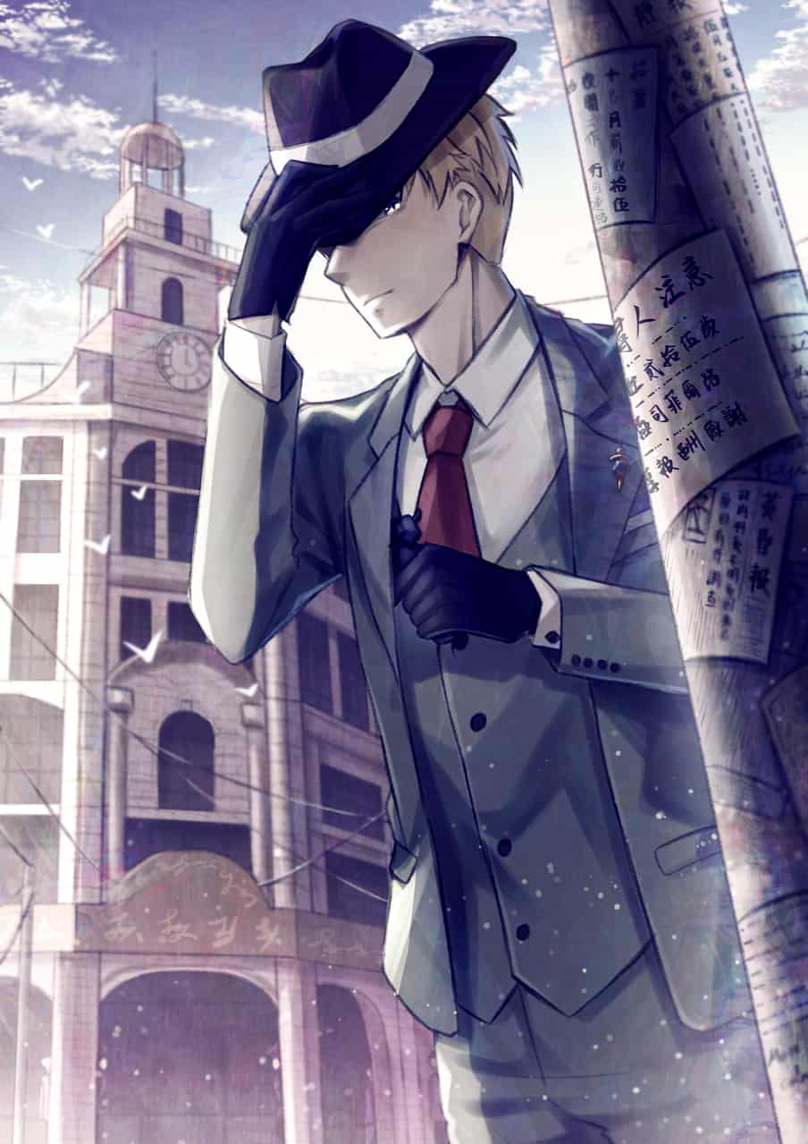 You are tracked Illust of 亙羽 Gengyu SPY×FAMILY_Contest boy 男孩