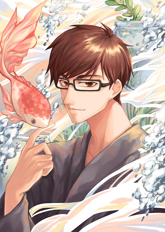 【原創】金魚祭典