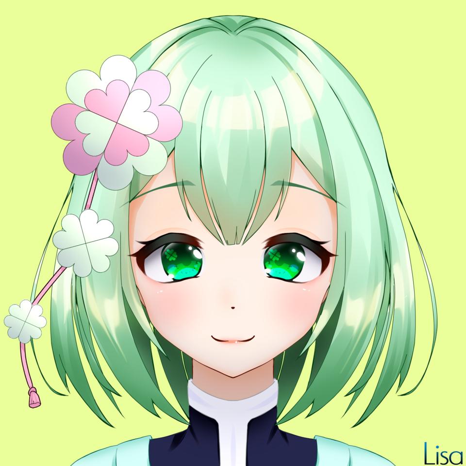 黒奈 ことはちゃん Illust of Lisa girl kawaii