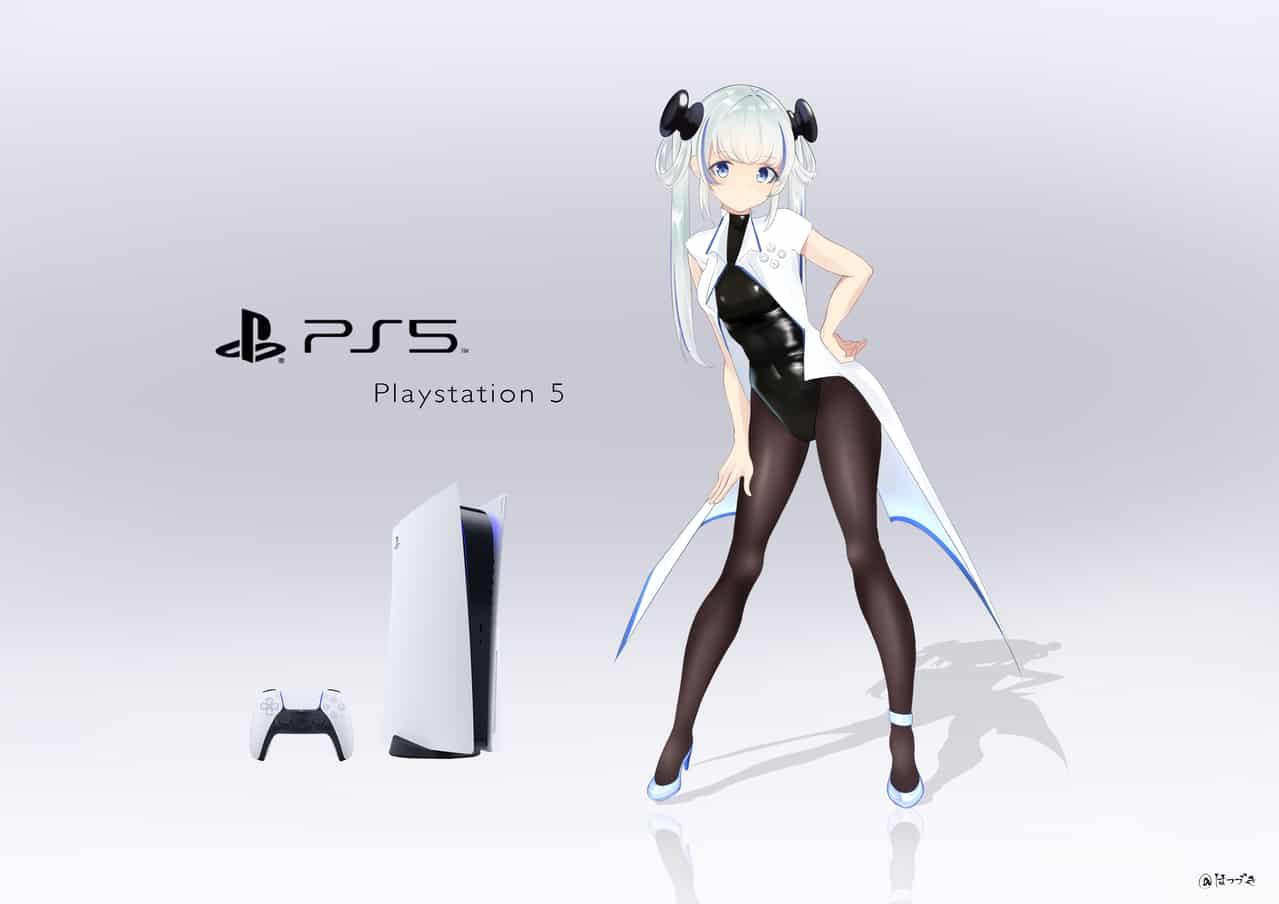 PS5ムスメ Illust of はつづき