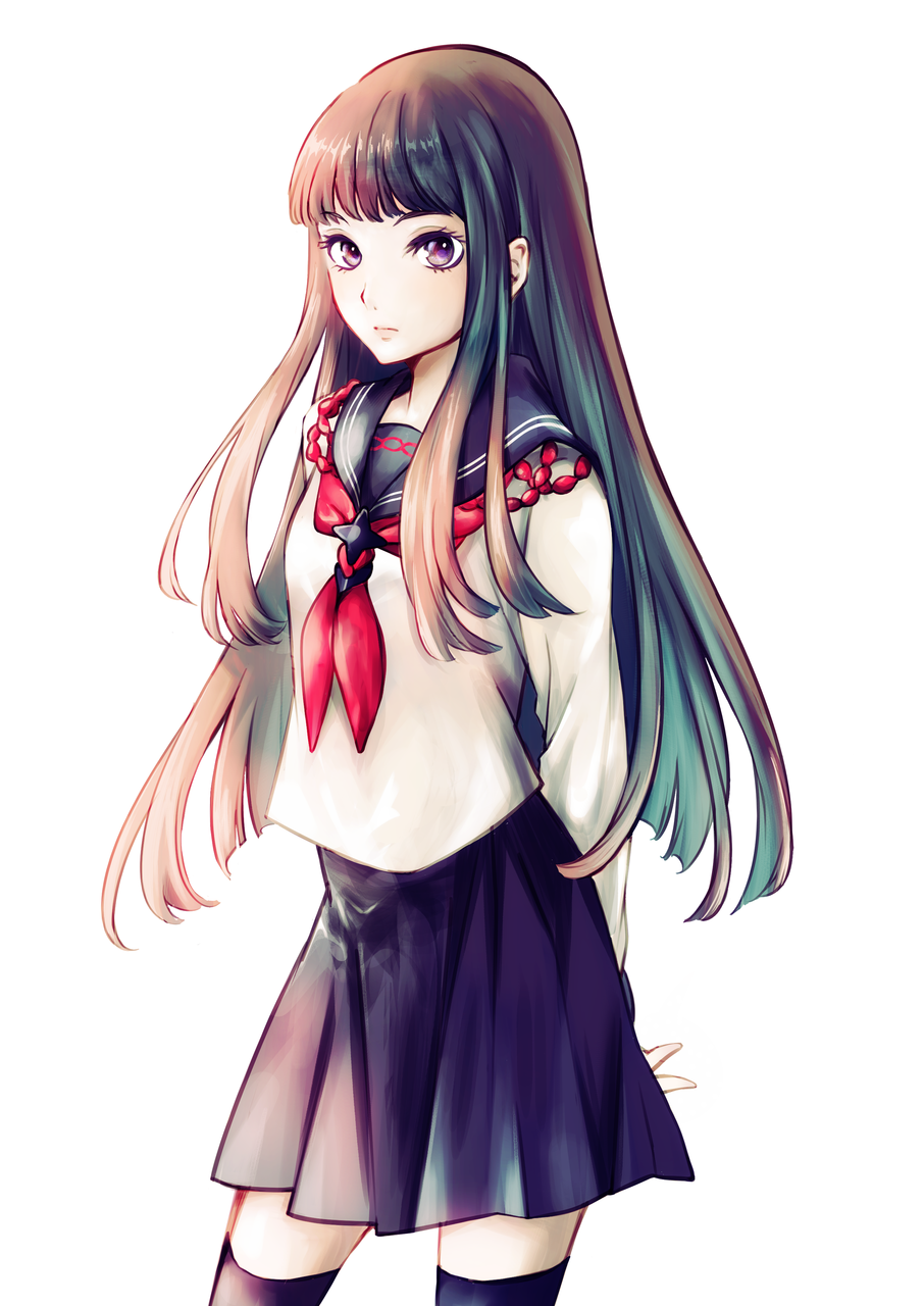 魔都紅色幽撃隊 Illust of 紅茶 medibangpaintpro girl 魔都紅色幽撃隊 メディバンペイント
