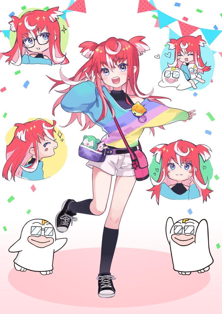 ぴーこ Illust of MAG PICO公式キャラクターPICOQガールフレンド大募集!!コンテスト medibangpaint