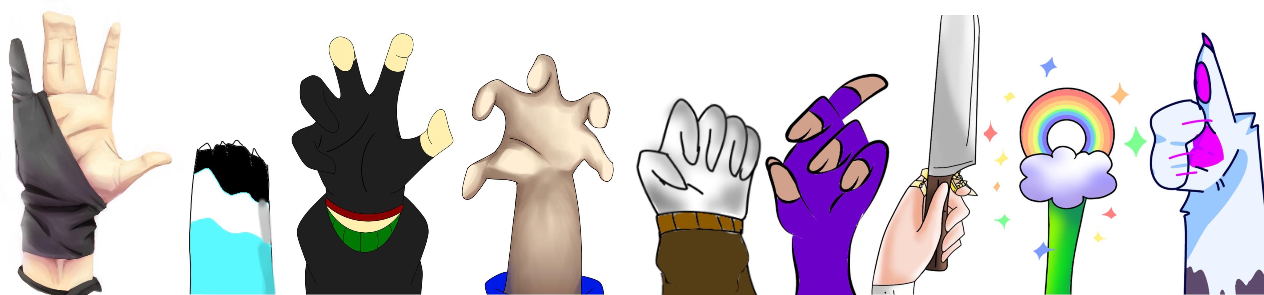 Big collab :] Illust of -lulu- {Achromatic star} collab medibangpaint handdrawn