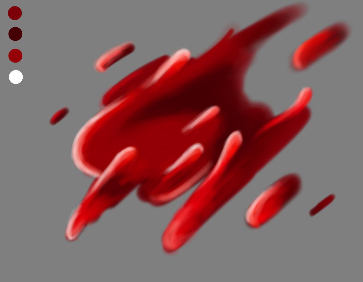 血 Illust of Pai-Paint4234