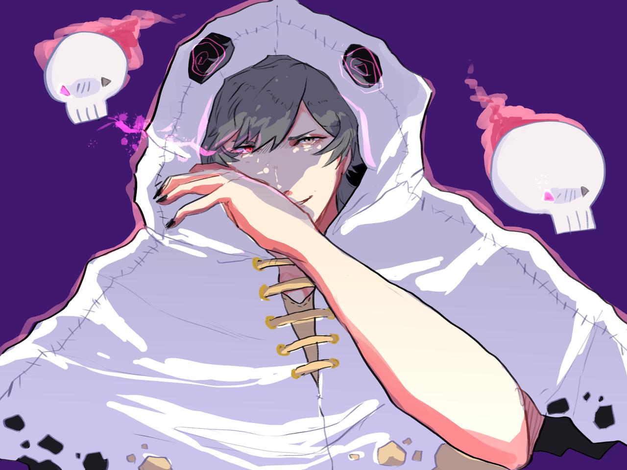 Ghost!Ran
