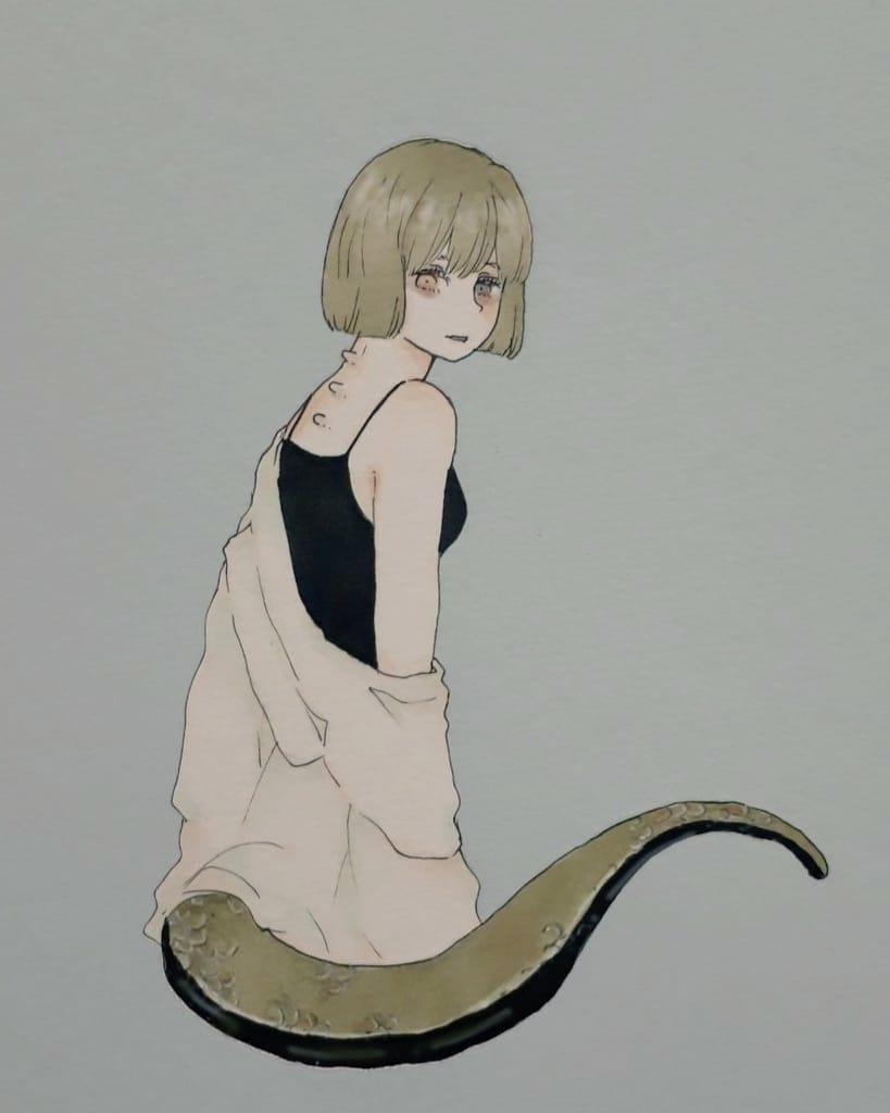 Illust of 石蕗いずれ original