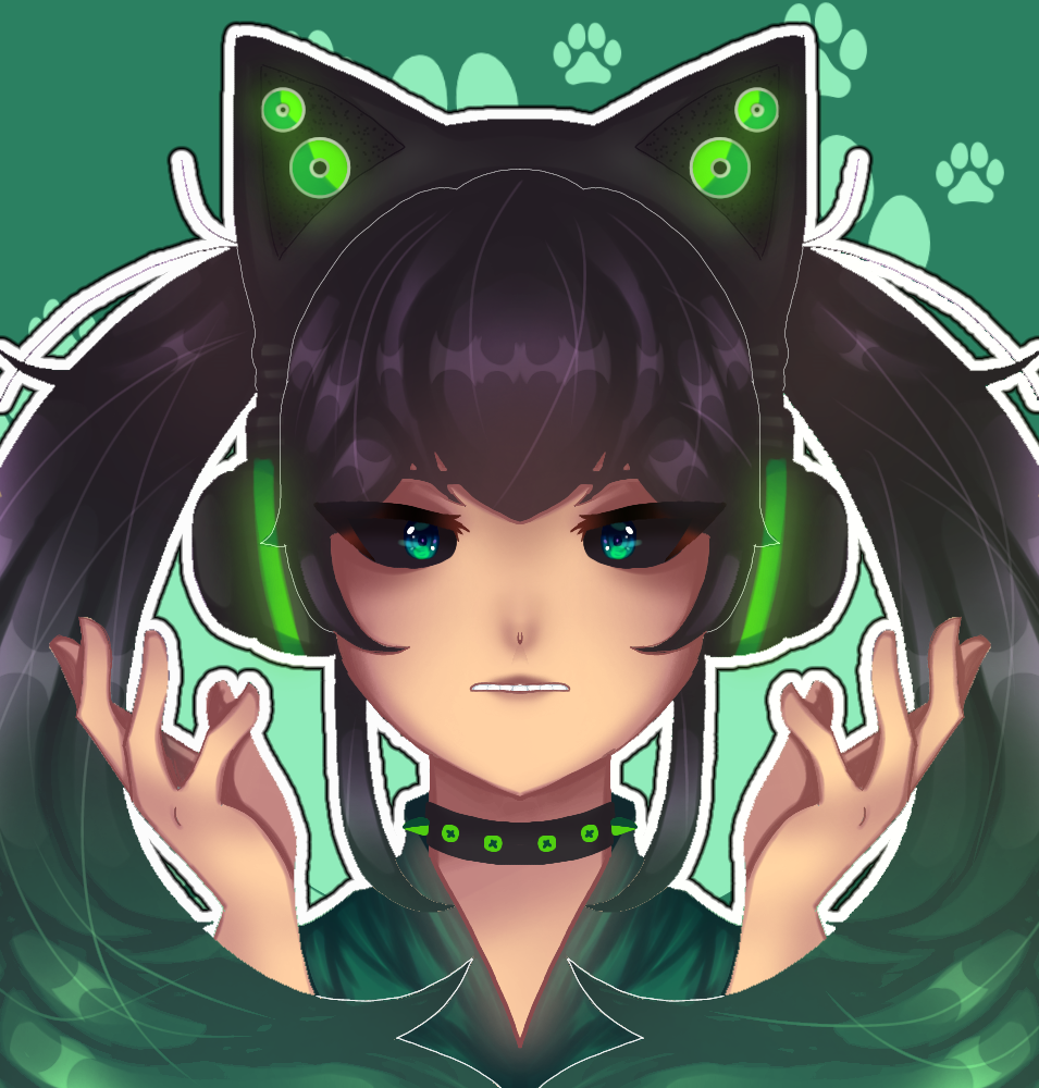 Illust of Eimy _•Violet wolf•_ medibangpaint