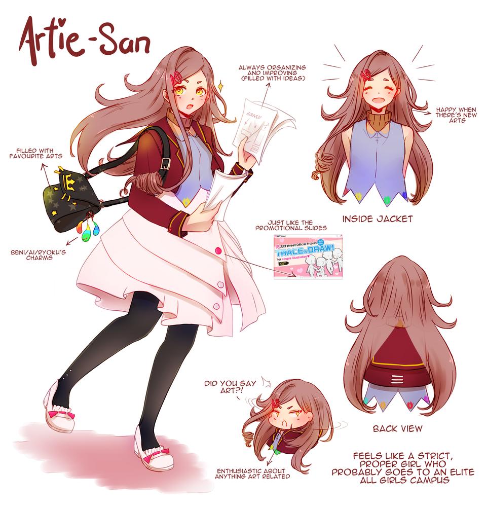Artie(A)-san