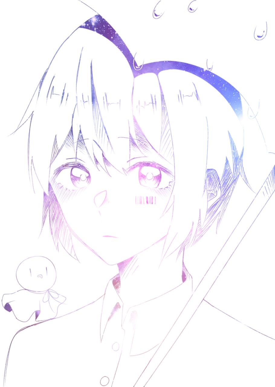 塗個まふまふ Illust of ( ・᷄ὢ・᷅ ) mafumafu