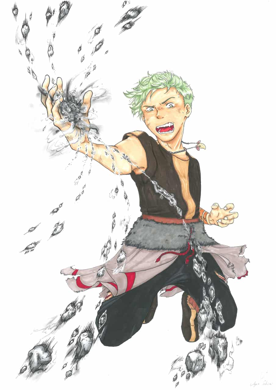 RAGE Illust of cy shoujo_illustration