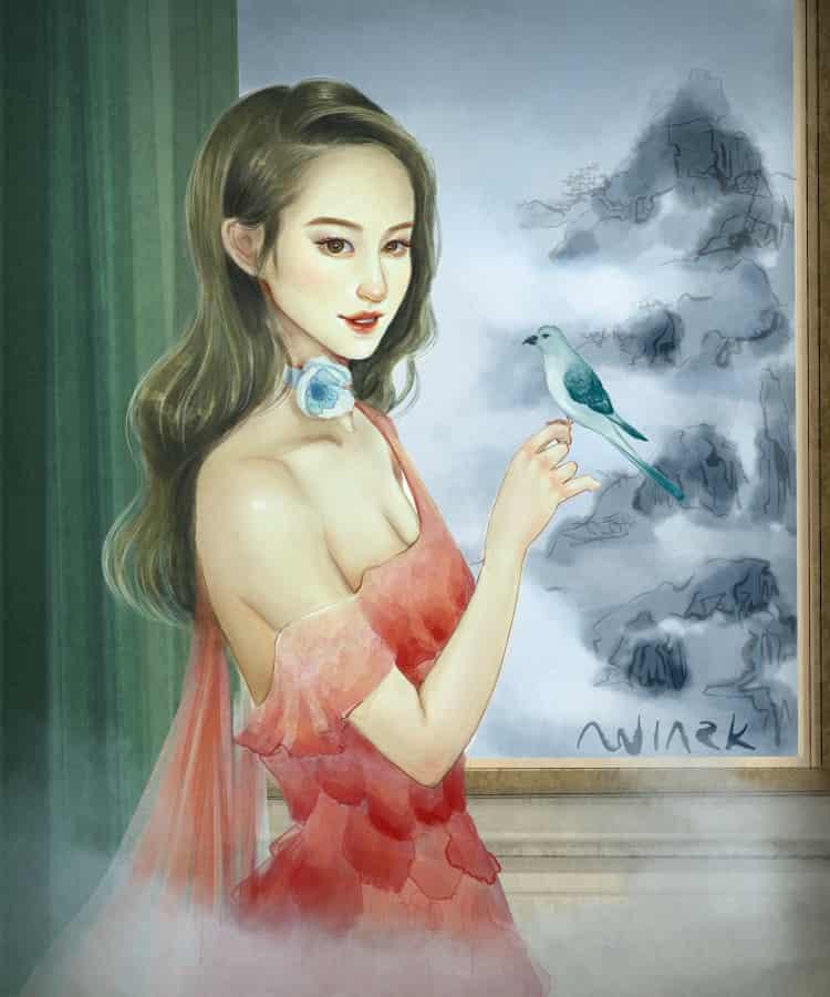 青鳥 Bluebird