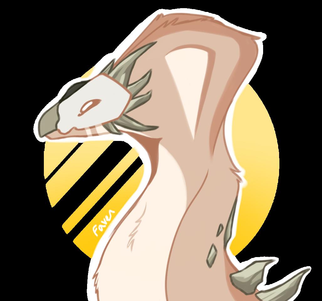 Ghibli  Illust of Faven CreaturesOfSonaria