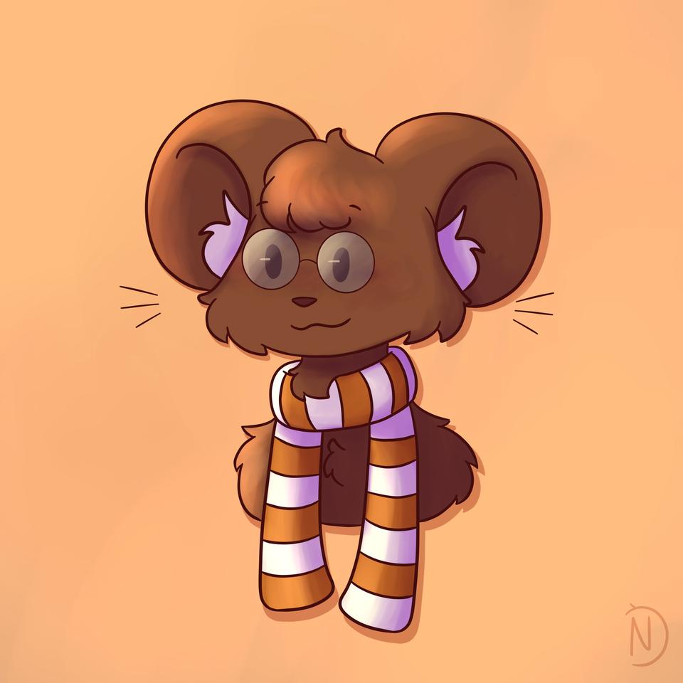 I have nothing to say Illust of Namu cute