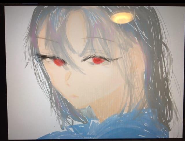 ペンタブたのちい Illust of レモンのとうもろこし💎⚡️ doodle CLIPSTUDIOPAINT ヘラクレスン KochouShinobu ペンタブ illustration UzuiTengen クリスタ
