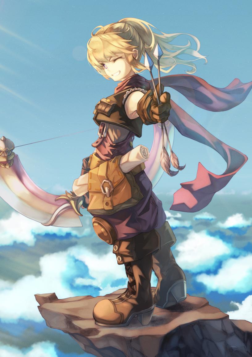 倉庫番 Illust of まほしま ToS