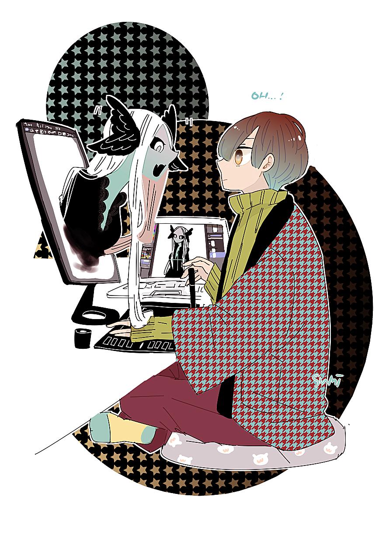 無題 Illust of すっちゃん January2021_Contest:OC medibangpaint