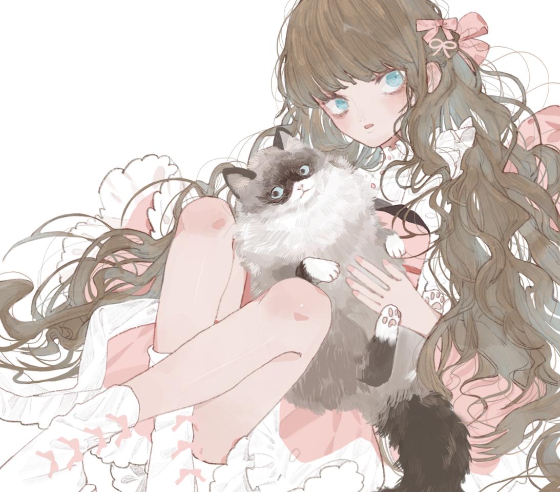 Illust of 九木口冬 猫咪 cat 同人