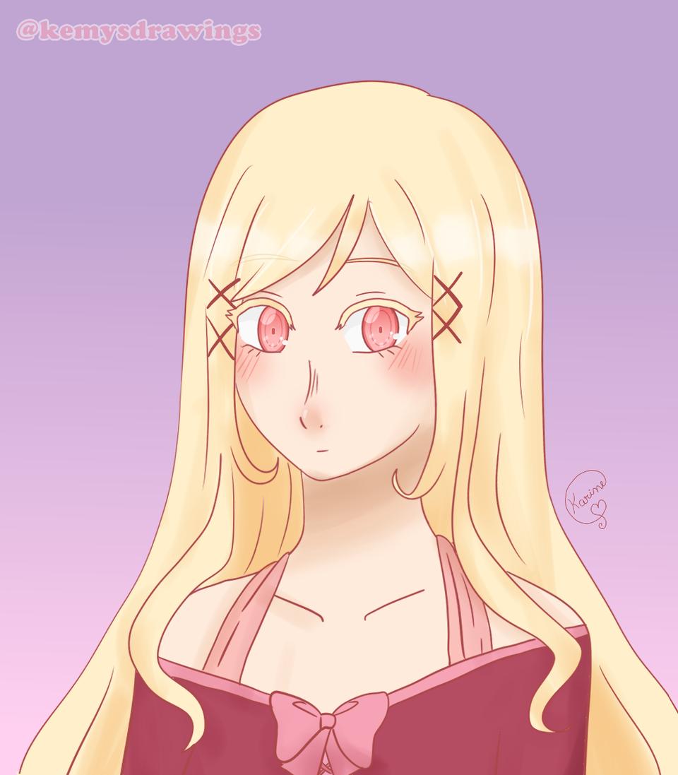 Chie {OC} Illust of KemyChan January2021_Contest:OC myoc anime oc