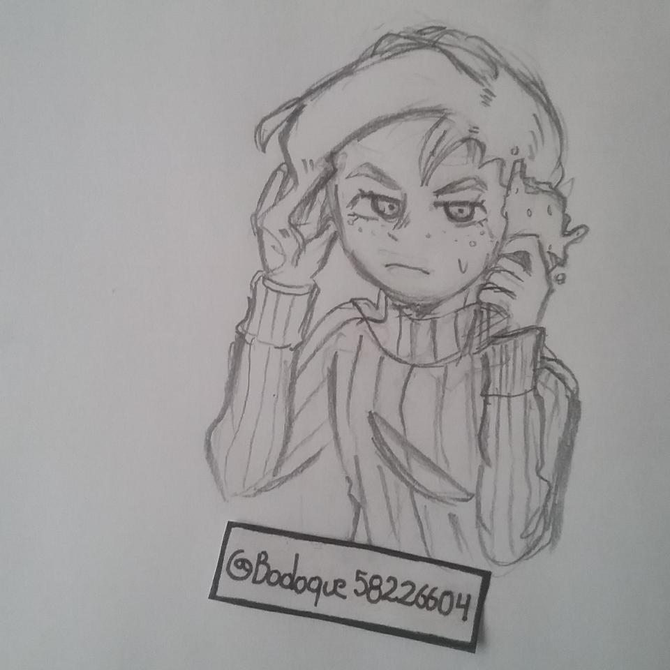 -` Doppio '🍦' Illust of Bodoque medibangpaint