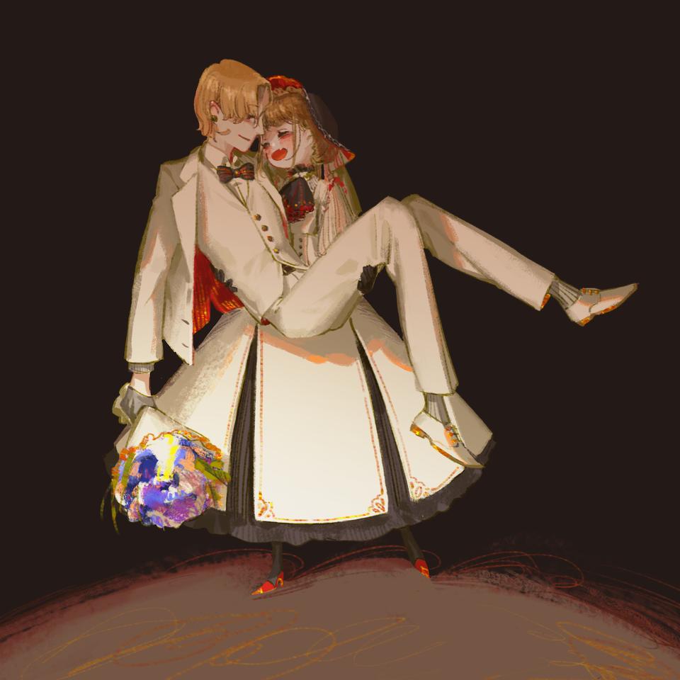 0214 Illust of ilion original ValentinesDay