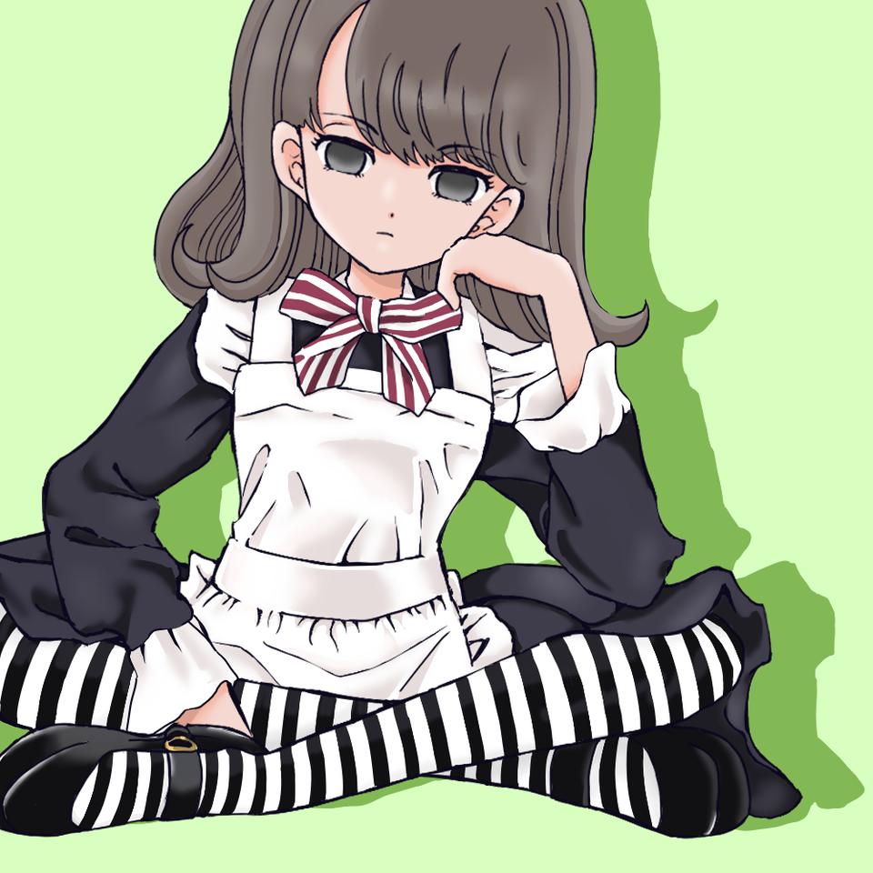 小賢しき小娘 Illust of 大森喜悦 girl
