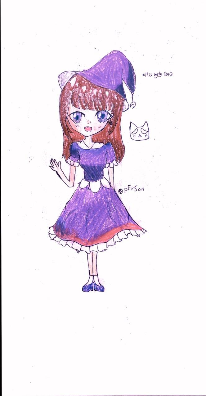 @pErSon Illust of ⚝毛茸茸⚝互关 personiscool