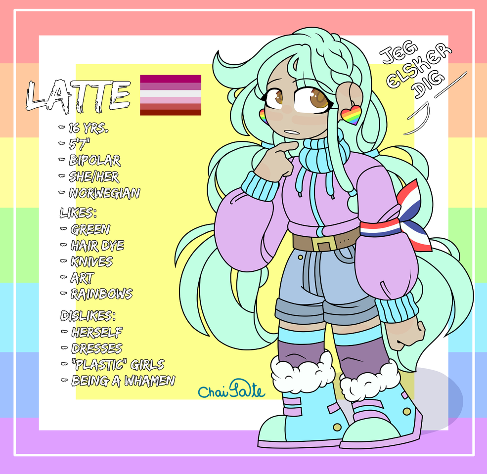 Latte (O.C. Reference 2019)