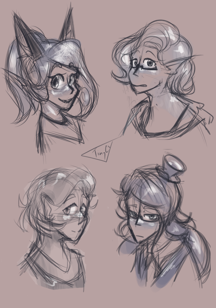 Facial Expressions Practice