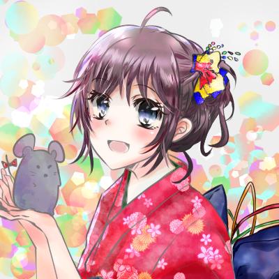 2020年! Illust of 桜餅 Jan.2020Contest