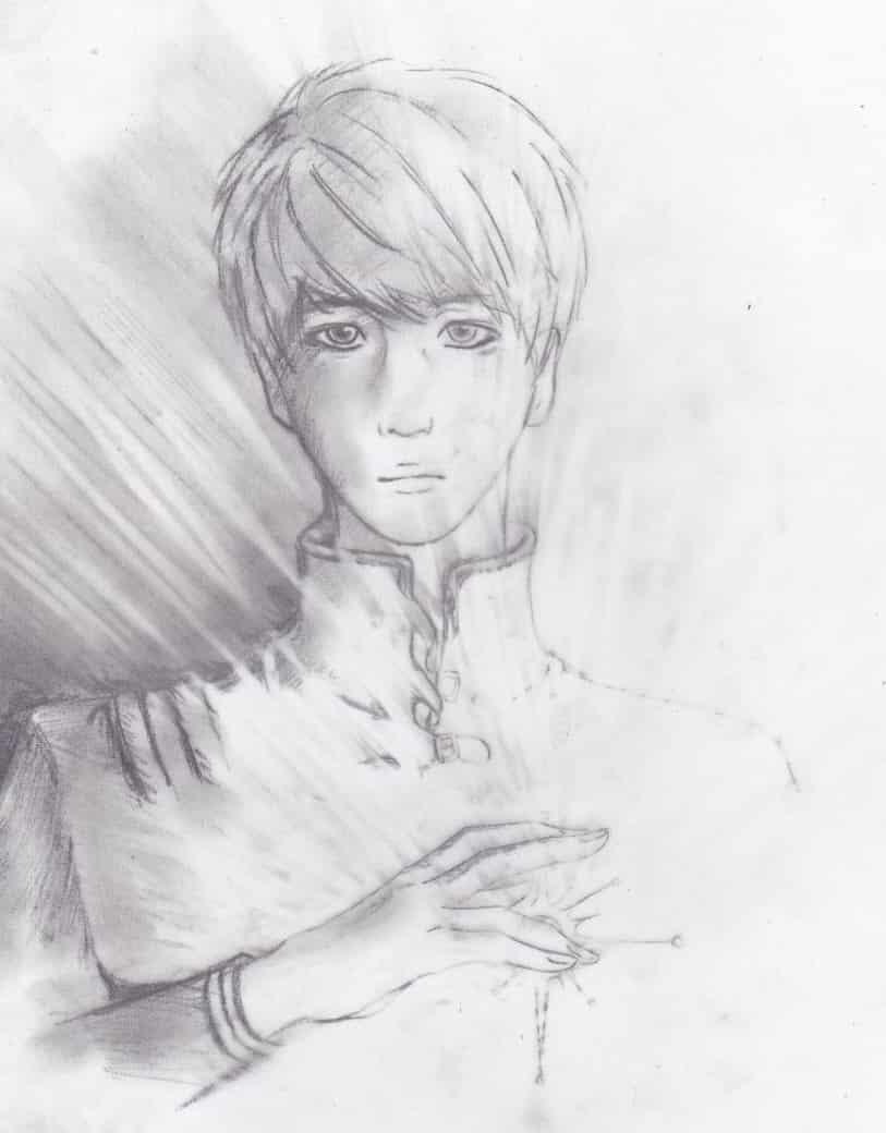 SOLAR Illust of cy shoujo_illustration