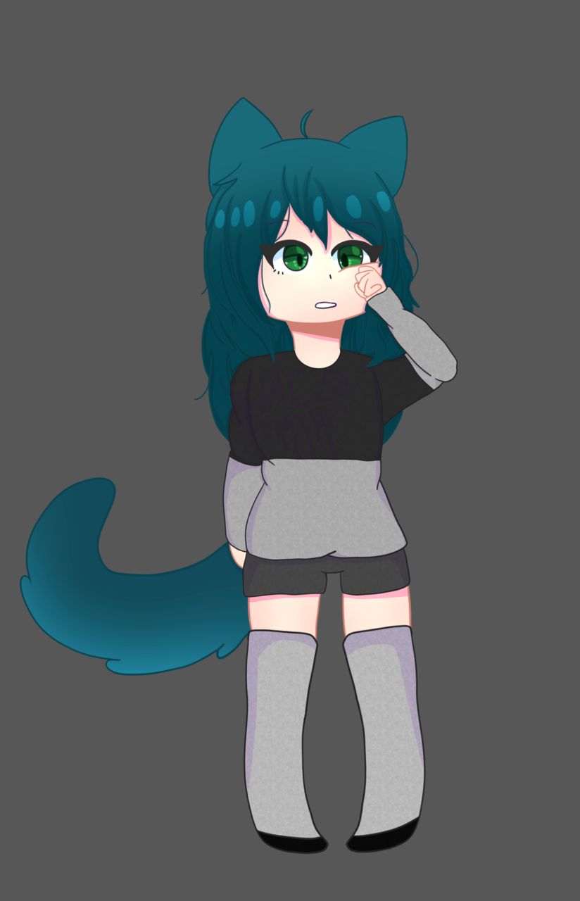 My oc Melody (READ DESC OR FIRST COMMENT)
